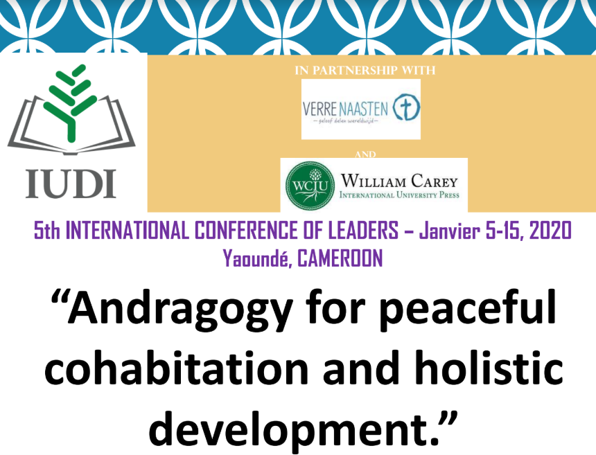 Report From The 5th International Conference On Andragogy For Peaceful Cohabitation And Holistic Development In Cameroon Iacd